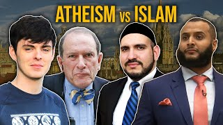 Islam vs Atheism | Oxford Debate (*OPEN COMMENTS SECTION*)