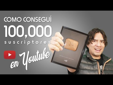 Cómo conseguí 100,000 suscriptores en Youtube - MOCHILEROS Canal de viajes