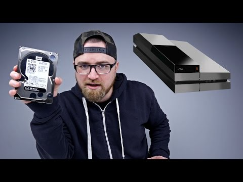 THE 6TB MONSTER PS4