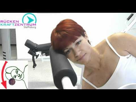 Schmerzen im Nacken beim Drehen des Kopfes Salbe zur Behandlung von