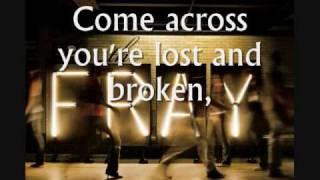 The Fray - Say When - Lyrics