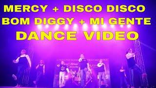 Mercy | Disco Disco | Bom Diggy | Mi Gente |