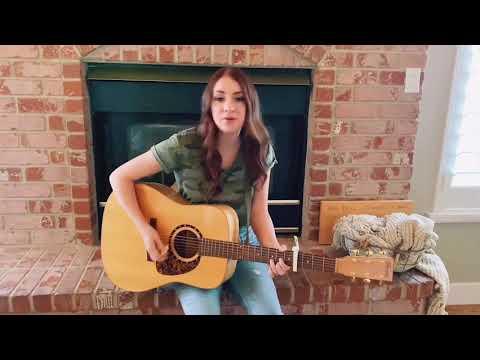 Rumor - Lee Brice (short cover by Maddie Wilson)