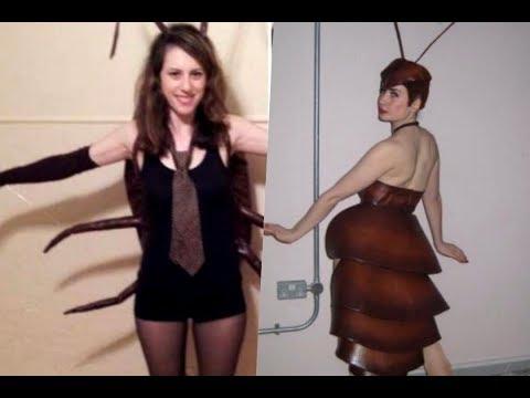 Increíbles Disfraces de Cucaracha
