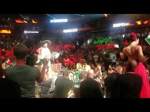 Tyson Fury vs Otto Wallin l Entrance of Tyson Fury #FuryWallin