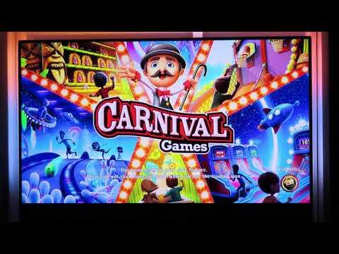 Carnival Games Xbox One trailer 4K