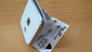 UBOXING HUAWEI WS322 Wifi Extender & Setting Tutorial Wifi Repeater