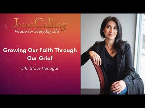 Growing Our Faith Through Our Grief