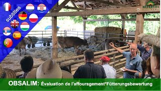 The OBSALIM Method: Feeding Evaluation on ruminants