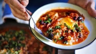 World's Best Breakfast Recipe - Shakshuka AKA Tomato Eggs