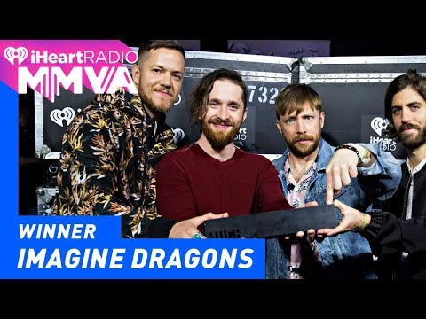 Imagine Dragons Win International Duo or Group | 2017 iHeartRadio MMVAs