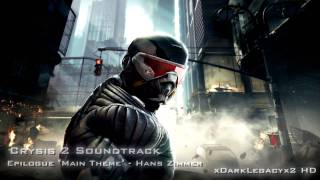 "Hans Zimmer   Epilogue ""Main Theme""   Crysis 2 Soundtrack (Epic Dramatic)"