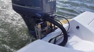Used 2004 Everglades Boats 243 for sale in Seminole Florida 33772