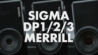 Lens Data - Sigma DP 1/2/3 Merrill Review