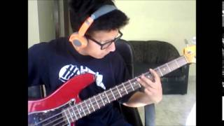 Transit - The Only One (Bass Cover)