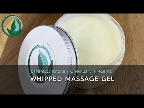 How to Guide: Whipped Massage Gel