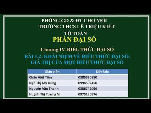 DaiSo7 Chuong4 Bai1 2 KhaiNiemGiaTriCuaBieuThucDaiSo