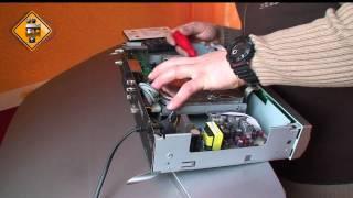 Festplatte bei SAT-Receiver wechseln - So geht`s...
