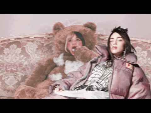 Billie Eilish & Melanie Martinez - alphabet hell (Official Video)