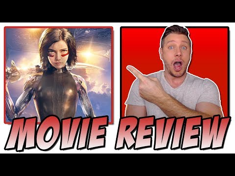 Alita: Battle Angel | Movie Review (From James Cameron and Robert Rodriguez)