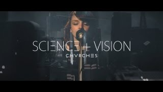 CHVRCHES - Science and Vision VS Recover // Video remix