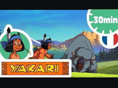 YAKARI - 30min - Compilation #08