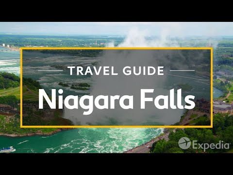 Video Niagara Falls Vacation Travel Guide | Expedia