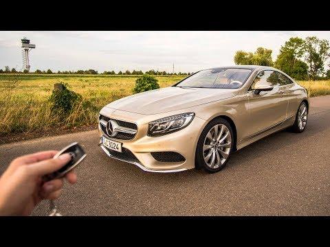 So viel Mercedes Benz S 560 Coupé (469PS) bekommt IHR für 129.115 € | Review