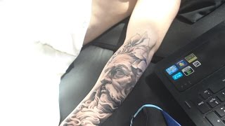 COOLEST TATTOO EVER!!