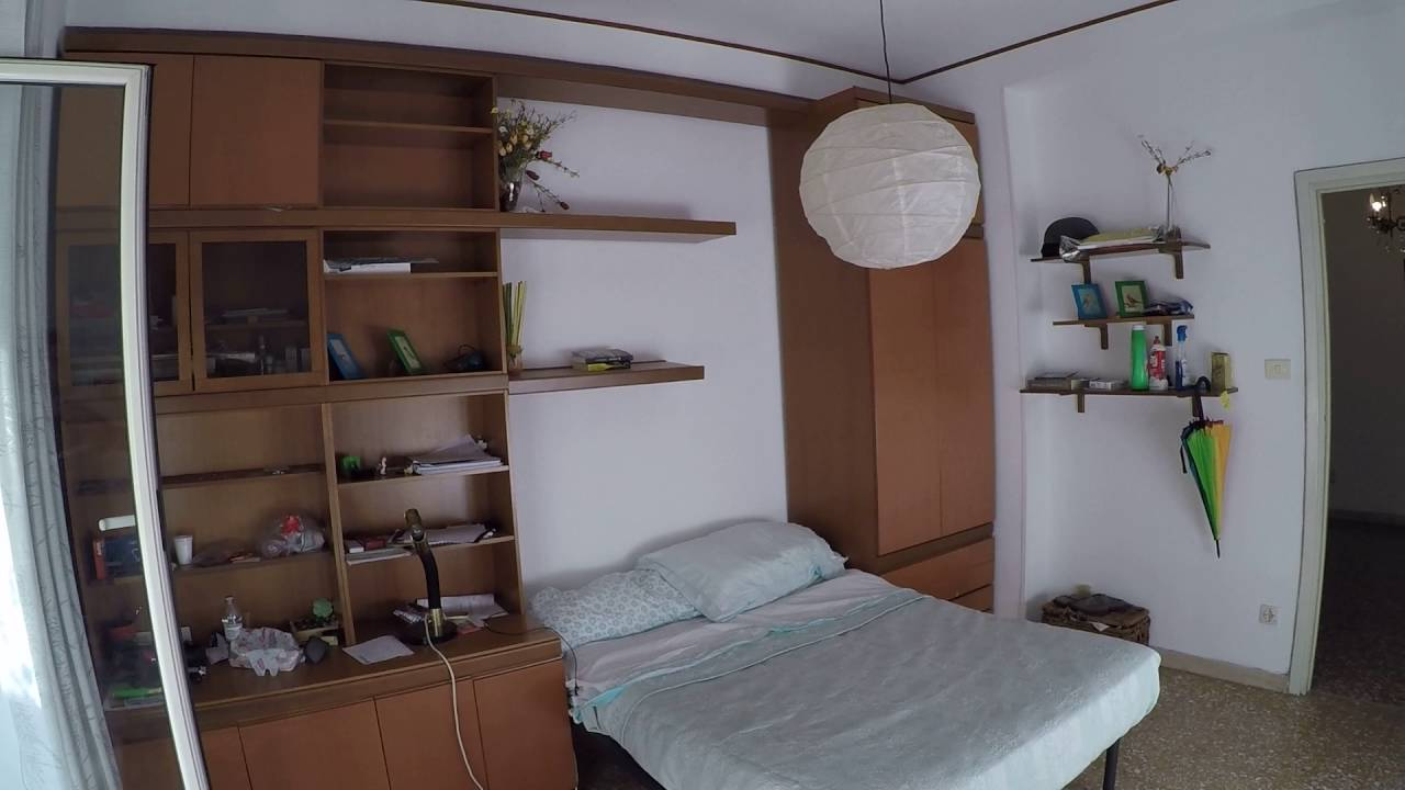 Rooms for rent in apartment with balcony and AC in Centocelle area