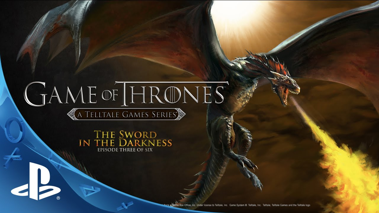Game of Thrones Episode 3 Out Tomorrow on PS4, PS3