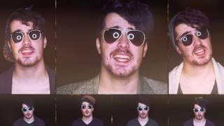 [MASHUP] Bruno Mars | Macklemore   24K Magic  Downtown   A CAPPELLA   DAVID FOWLER