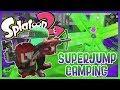 Splatoon 2 The Art of Super Jump Cing