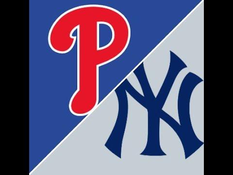 Phillies vs. Yankees – Game Recap – August 3 2020 – ESPN