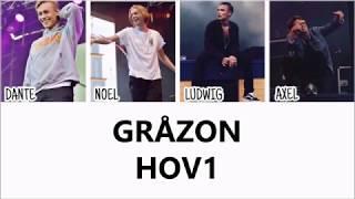 Gråzon - Hov1 (Lyrics)