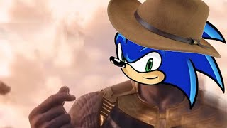 Old Sonic Road (Old Town Road Sonic The Hedgehog Parody)