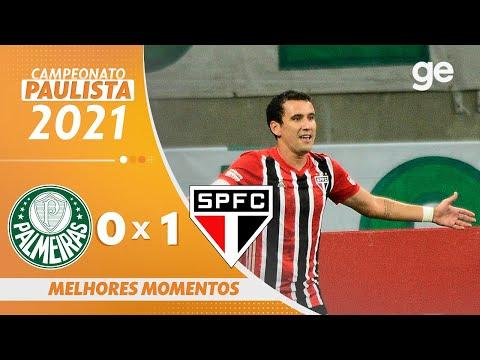 Vídeo / Gols Palmeiras 0 x 1 São Paulo - Paulistão 2021!