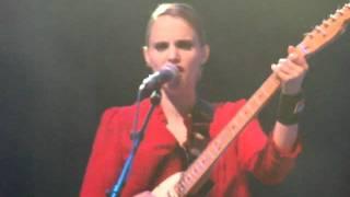 Anna Calvi - Desire (@Optimus Alive 2011, Portugal)