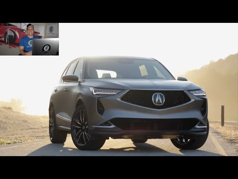 External Review Video IyGFzeXa0AA for Acura MDX Mid-Size Crossover (4th-gen)