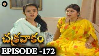 Episode 172 | Chakravakam Telugu Daily Serial