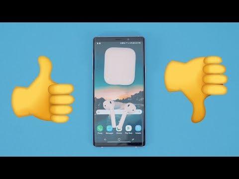 ¿AirPods funciona en Android?