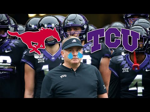 Gary Patterson Cannot Stop Making Excuses and Creating Drama| SMU vs TCU | CFB News | 365 Sports