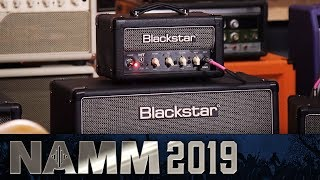 The Blackstar HT1 & HT5 Amps just got even better for 2019!