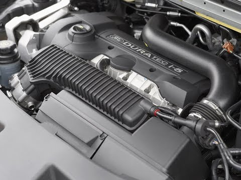 Фото к видео: Замена ремня ГРМ Ford Kuga с двигателем VOLVO 2.5 DURATEC ST — VI5 турбо