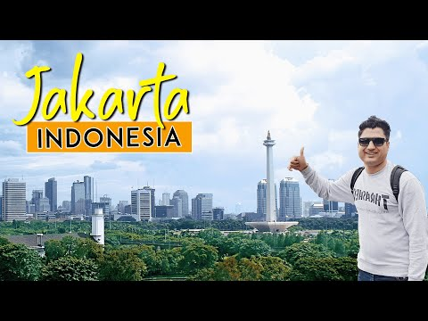 Jakarta! The Beautiful Capital Of Indonesia