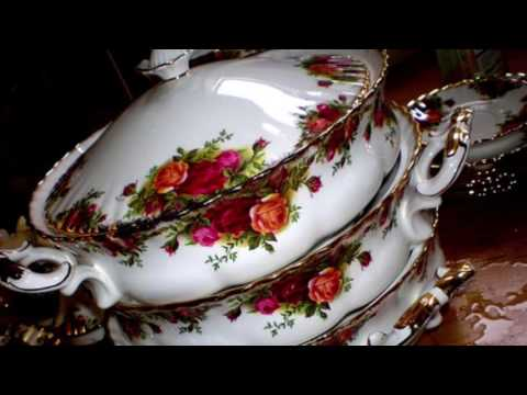 Royal Albert Old Country Roses New & Old Fine Bone ChinaSAM