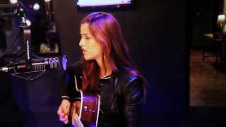 Cassadee Pope I Wish I Could Break Your Heart LIVE Acoustic