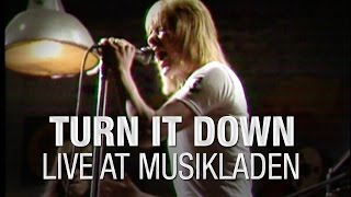 """Sweet - """"Turn It Down"""", Musikladen 11.11.1974 (OFFICIAL)"""