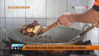 Penghuni Rutan Kebumen Ikut Nikmati Daging Kurban