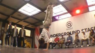 わぎわぎの実の能力者 北海道医療大学 vs Funka Beat Squad 日本体育大学 BEST16 RIZE DANCE ALIVE HERO